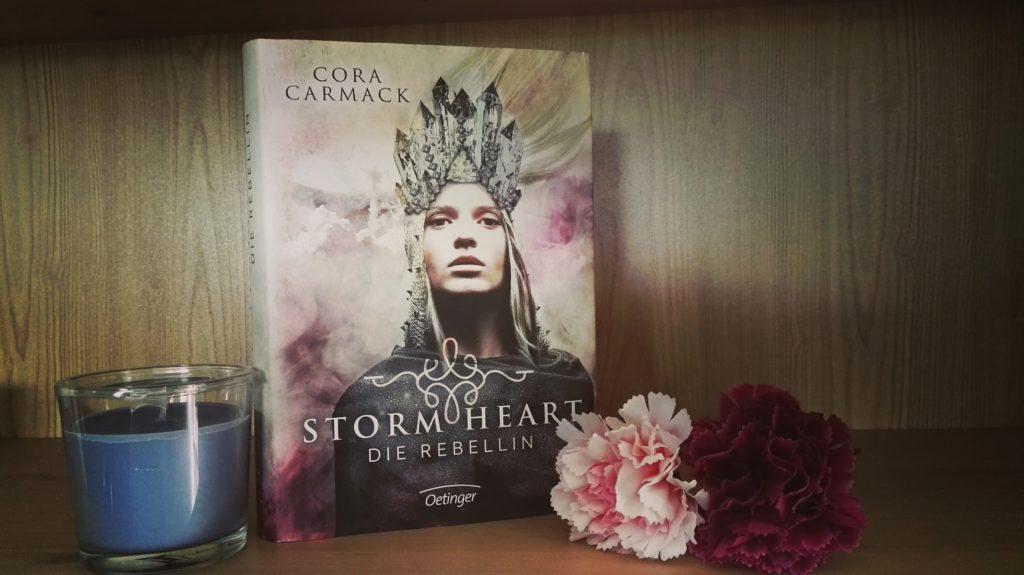 """Buchrezension zu """"Stormheart Die Rebellin"""" von Cara Carmack (Oetinger Verlag)"""