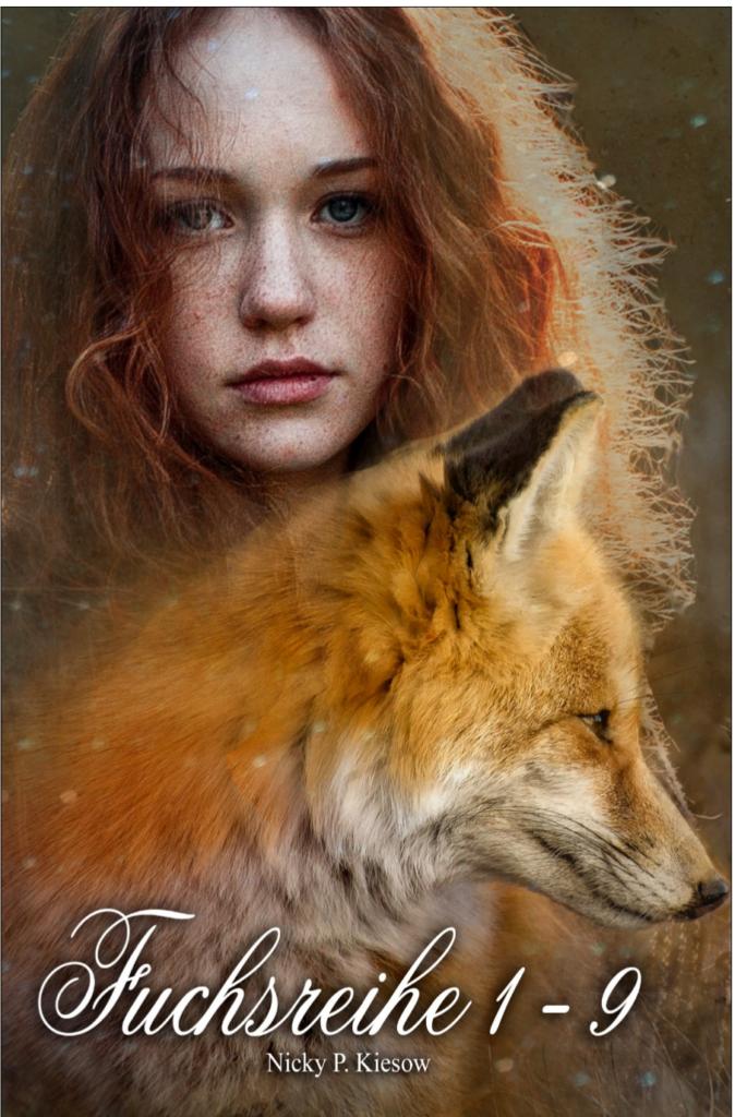 Buchrezension zu der Fuchsreihe 1-9 von Nicky P. Kiesow (E-Book)