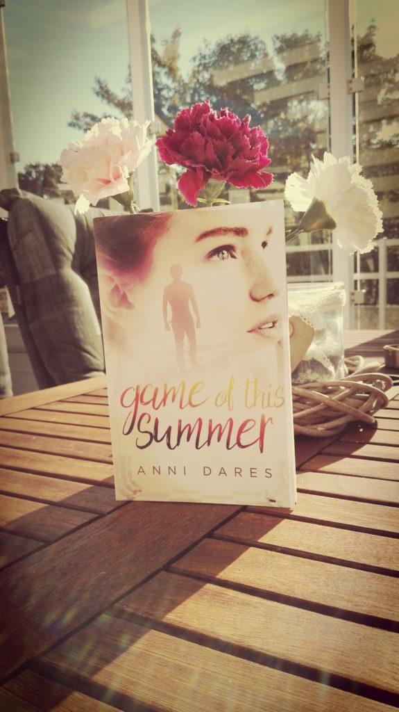 """Buchrezension zu """"Game of this Summer"""" von Anni Dares (Anni Dares Verlag)"""