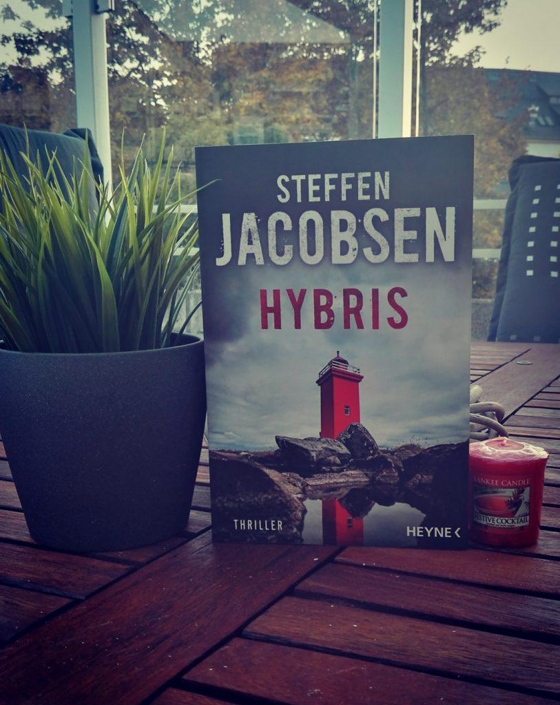 """Buchrezension zu """"Hybris"""" von Steffen Jacobsen (Heyne Verlag)"""