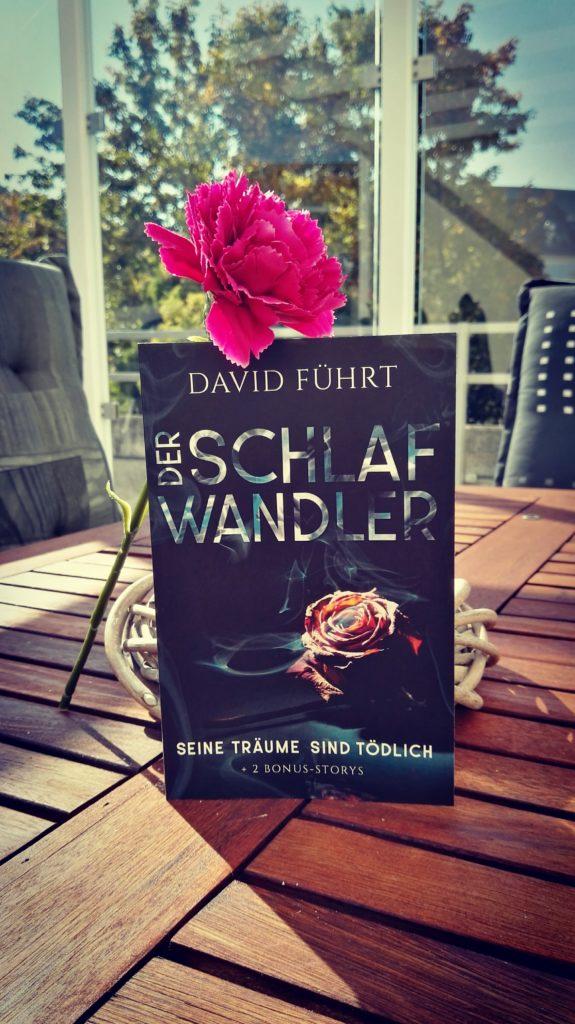 """Buchrezension zu """"Der Schlafwandler – Seine Träume sind tödlich"""" von David Führt (Books on Demand)"""