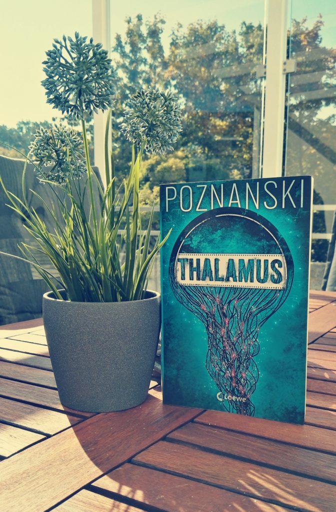"""Buchrezension zu """"Thalamus"""" von Ursula Poznanski (Loewe Verlag)"""