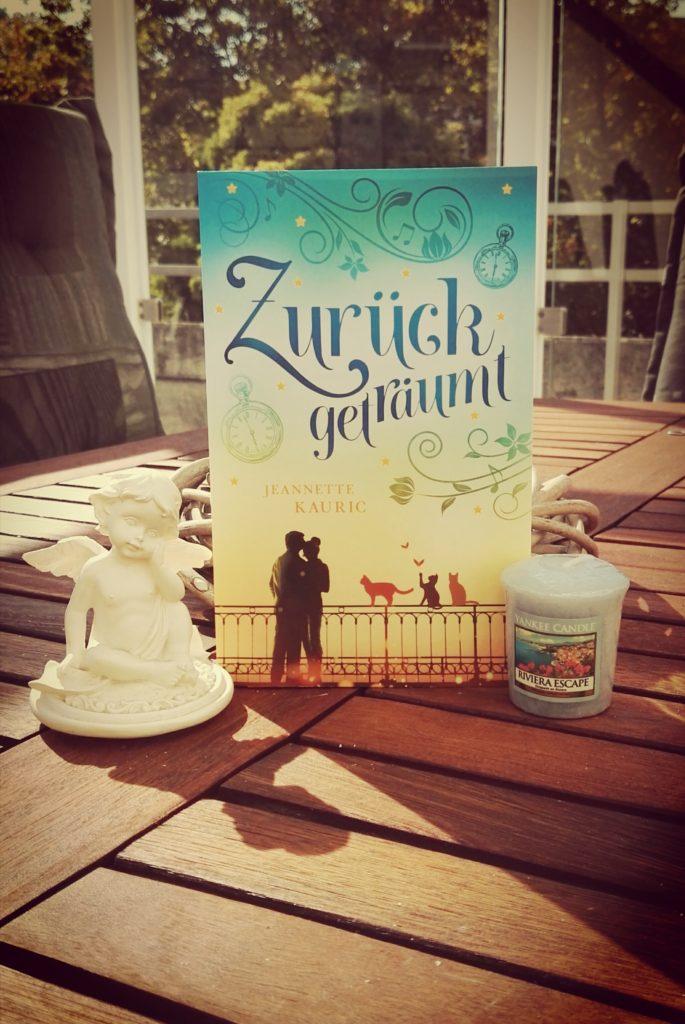 """Buchrezension zu """"Zurückgeträumt"""" von Jeannette Kauric (Books on Demand)"""