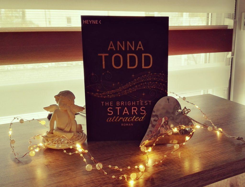 """Buchrezension zu """"The brightest stars attracted"""" von Anna Todd (Heyne Verlag)"""