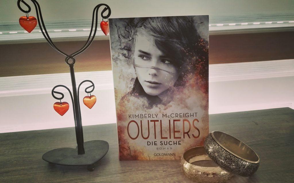 Buchrezension zu Outliers, die Suche von Kimberly McCreight (Goldmann Verlag)