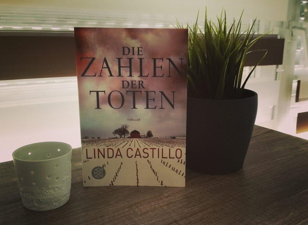 """Buchrezension zu """"Die Zahlen der Toten"""" von Linda Castello (Fischer Verlag)"""