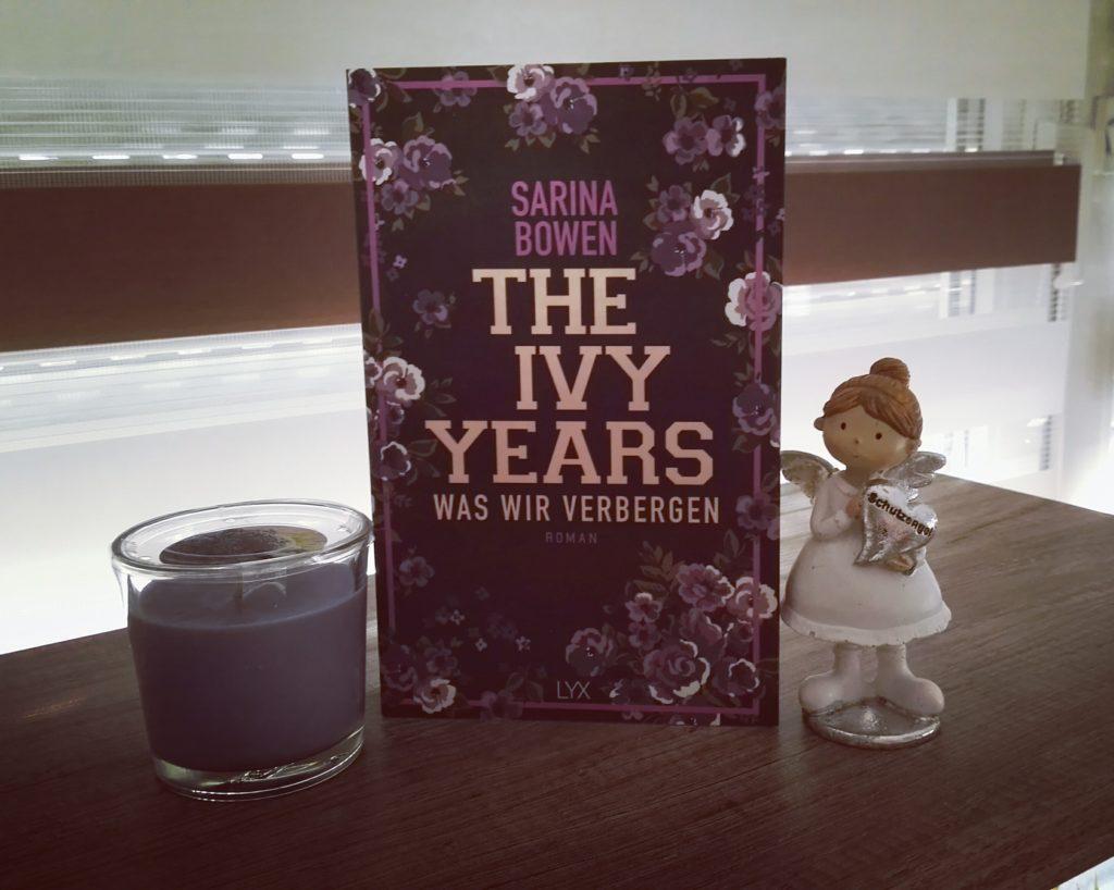 """Buchrezension zu """"The Ivy Years / Was wir verbergen"""" von Sarina Bowen (Lyx Verlag)"""