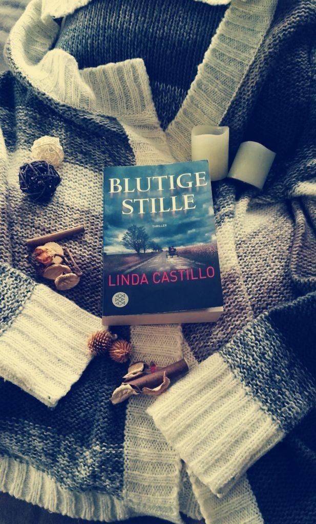 """Buchrezension zu """"Blutige Stille"""" von Linda Castillo (Fischer Verlag)"""