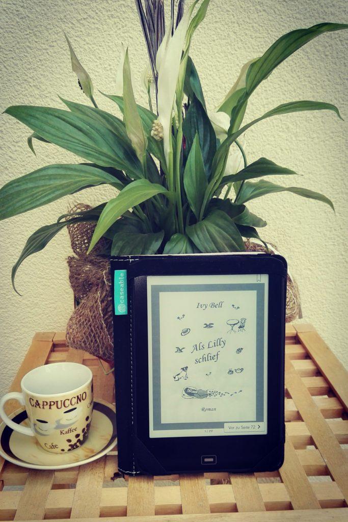 """Buchrezension zu """"Als Lilly schlief"""" von Ivy Bell (Books on Demand)"""