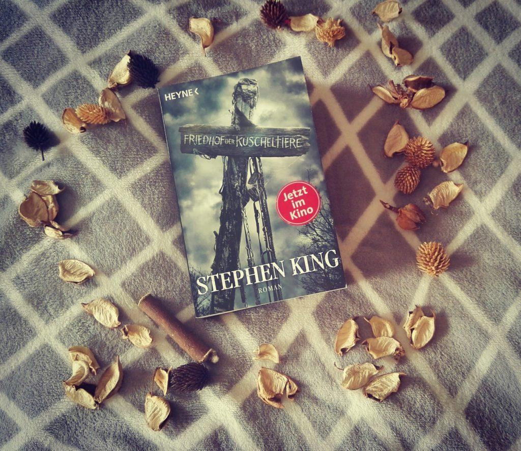 """Buchrezension zu """"Friedhof der Kuscheltiere"""" von Stephen King (Heyne Verlag)"""