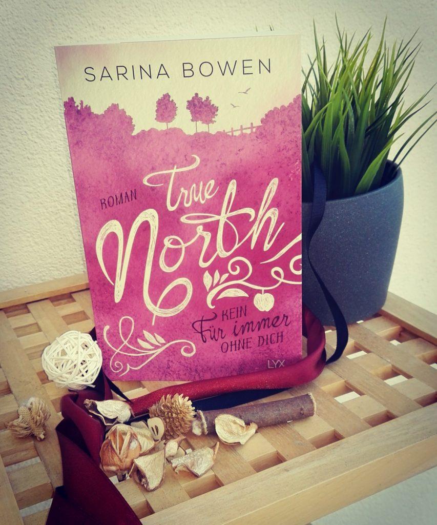 """Buchrezension zu """"True North / Kein Für immer ohne dich"""" von Sarina Bowen (Lyx Verlag)"""
