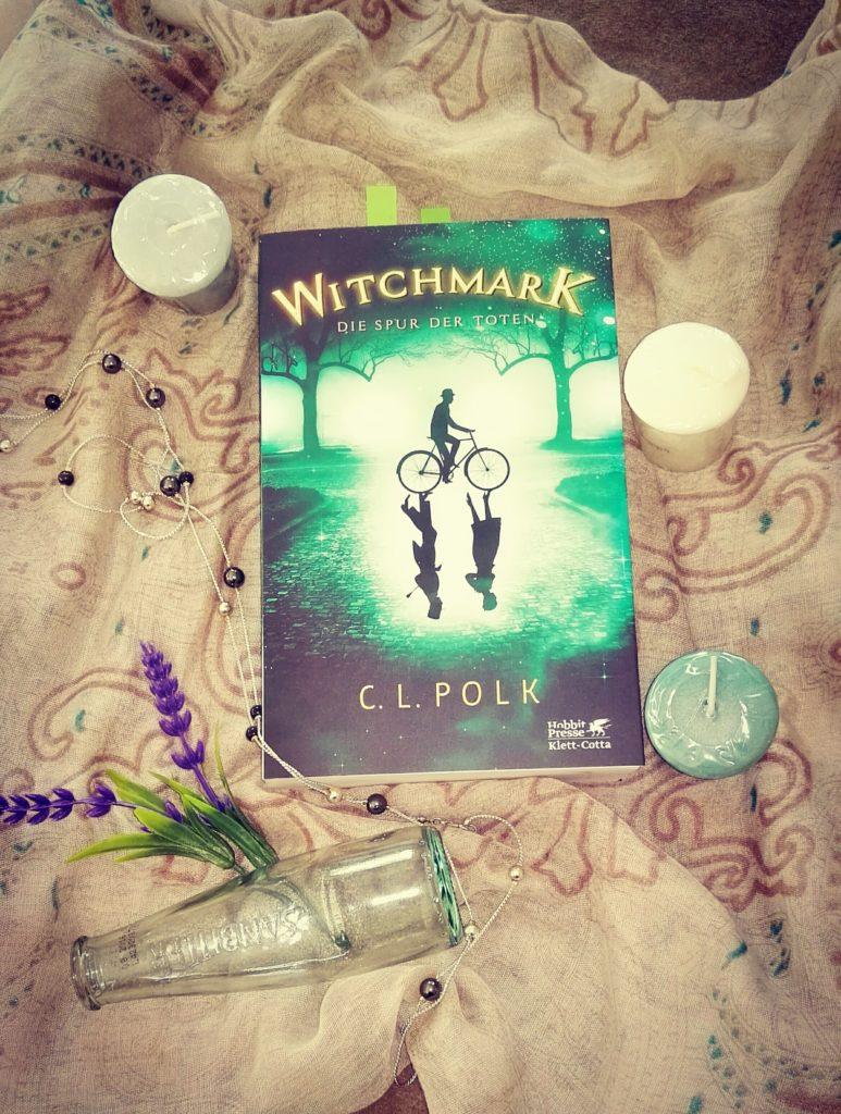 """Buchrezension zu """"Witchmark / Die Spur der Toten"""" von C. L. Polk (Klett-Cotta Verlag)"""